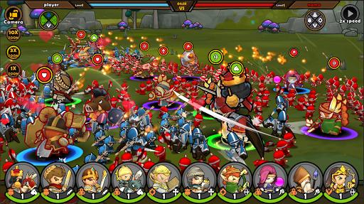 Mini Warriors screenshot 8