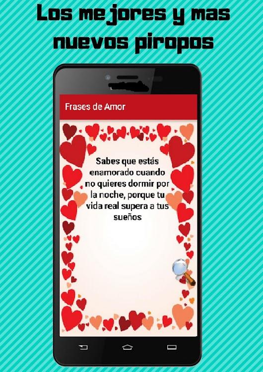 Frases De Amor Y Piropos Android приложения Appagg