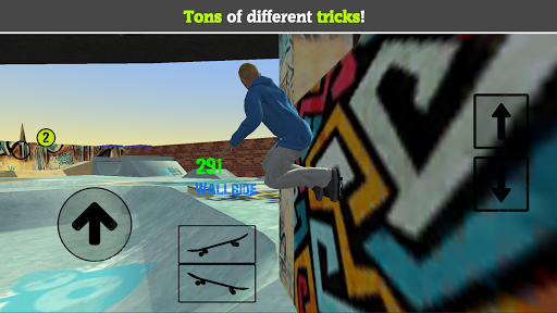 Skateboard FE3D 2 - Freestyle Extreme 3D 1.21 screenshots 2