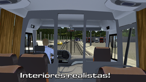 Proton Bus Road Lite - screenshot