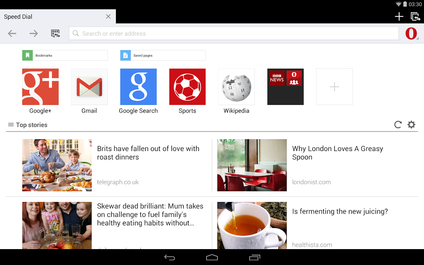 Opera Mini web browser - Android Apps on Google Play
