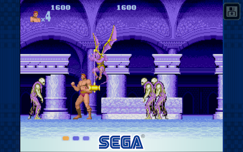 Altered Beast Classic Screenshot