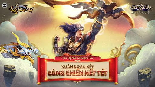 Garena Liu00ean Quu00e2n Mobile 1.27.1.4 APK MOD screenshots 1