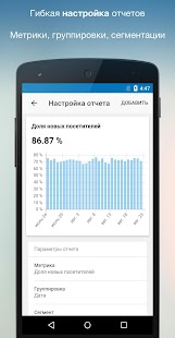 Ya.Analytics - Яндекс Метрика- screenshot thumbnail