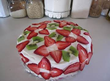 Super easy tres leches cake