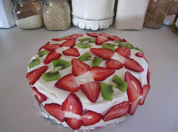 Double Layer Tres Leches Cake