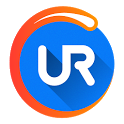 UR (beta) - The browser focused on your privacy icon