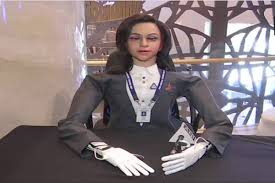 AI-enabled Humanoid developed by ISRO