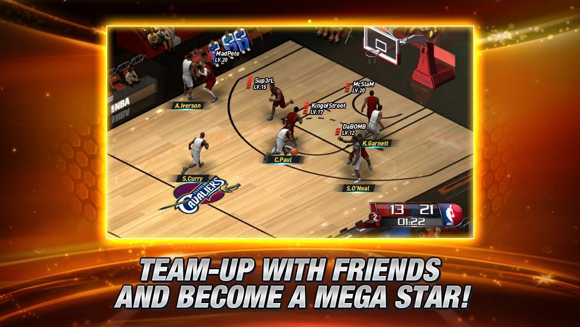 NBA All Net screenshot #4