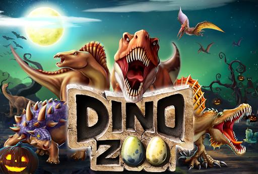 DINO WORLD - Jurassic dinosaur game fond d'écran 1