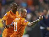 Wesley Sneijder cité dans un autre club de MLS