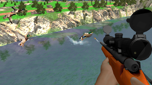 Animal Hunting Games :Safari Hunting Shooting Game apkpoly screenshots 2