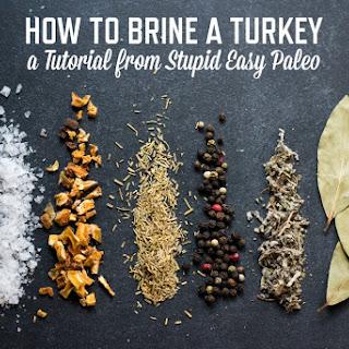 How To Brine a Turkey or Chicken