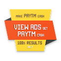View Ads & Get Free Paytm Cash icon