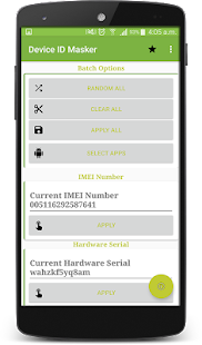 Device ID Masker Pro [Xposed] v1 16 [Patched] - ReleaseAPK