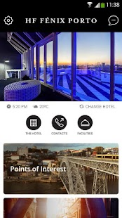 HF Hotels - náhled
