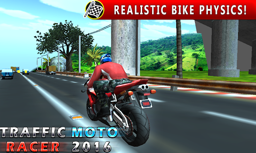 Traffic-Moto-Racer-Stunt-Rider 1