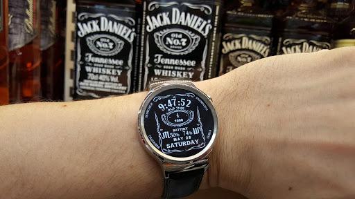 Jack Watch Face screenshot