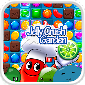 Jelly Crush Garden for PC and MAC