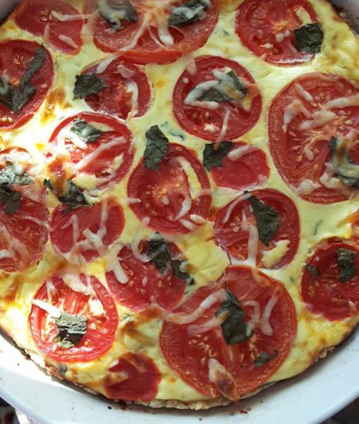 Tomato Ricotta Tart Recipe