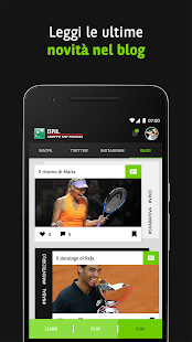 BNL Tennis Academy- screenshot thumbnail