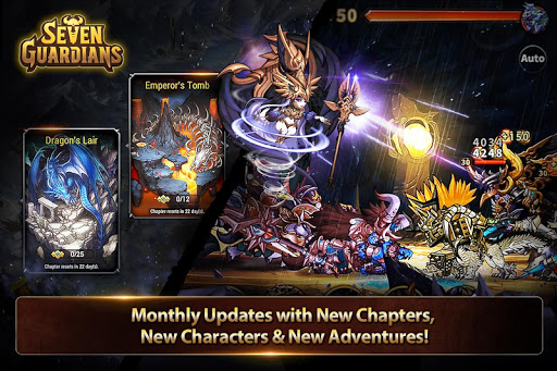 Seven Guardians Apk apps 11