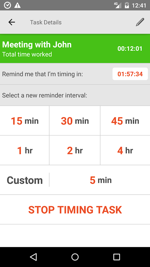 Time Doctor Time-Tracking Tool- screenshot