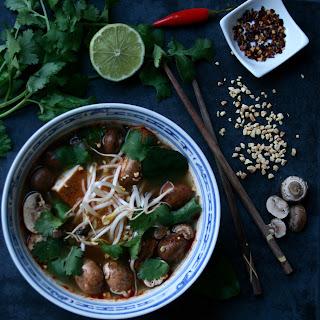 Vegan Tom Yum Soup Recipes