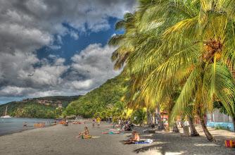 Photo: plage de Malendure - Bouillante