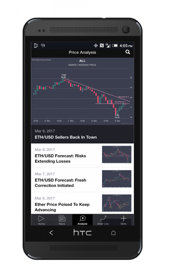 ETHNews - Everything Ethereum- screenshot