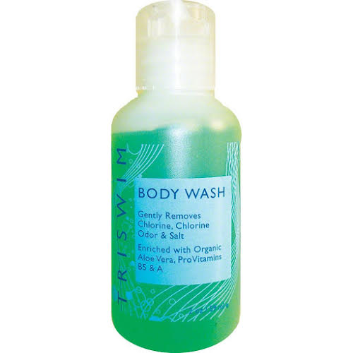 Triswim Aqua Therapy Chlorine-Out  Body Wash Shot 2 oz.