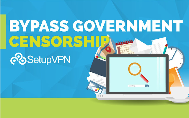 SetupVPN - Lifetime Free VPN