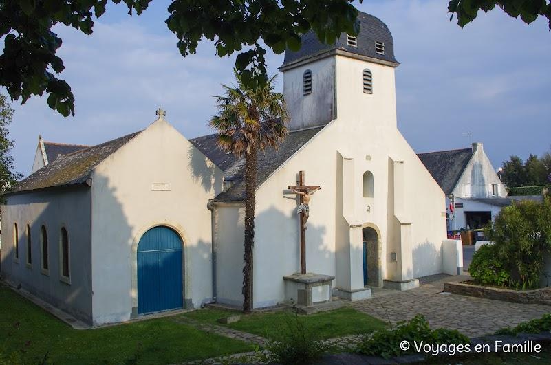 Eglise Locamaria Belle Ile