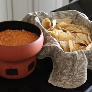 The Ultimate Taco Dip.