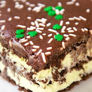 Mint Chocolate Eclair Cake Recipe