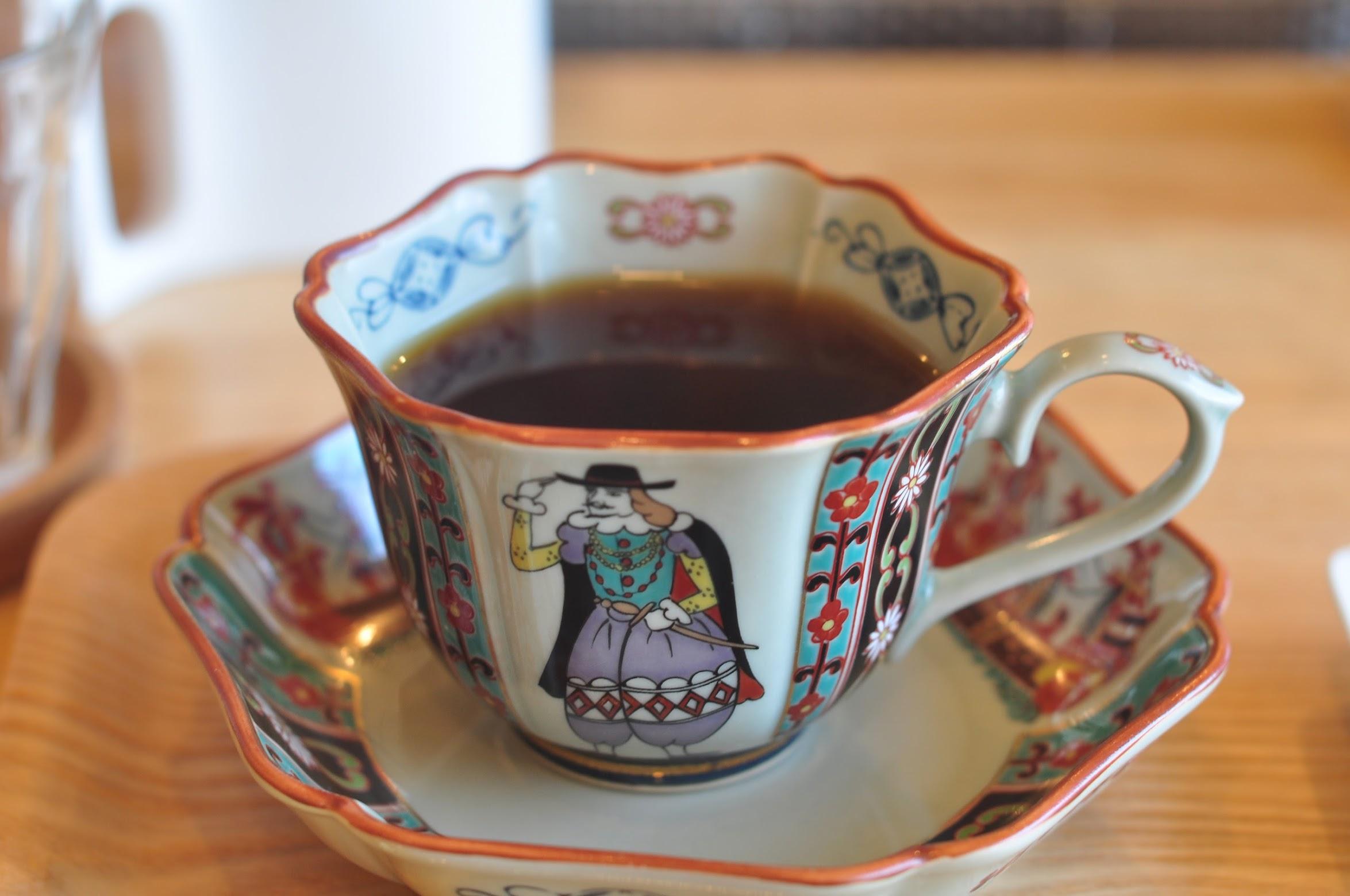サイフォンコーヒー