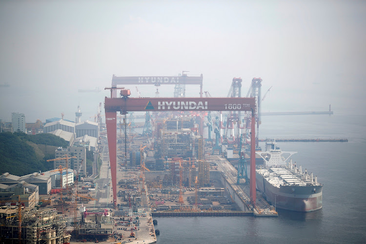Hyundai Heavy signs deal allowing it control over 20% of