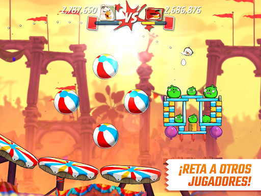 Angry Birds 2  trampa 10