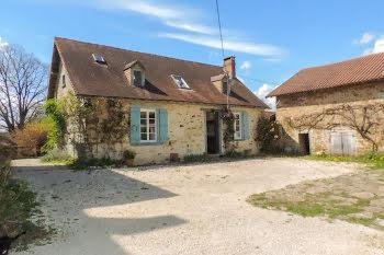 manoir à La Roche-l'Abeille (87)