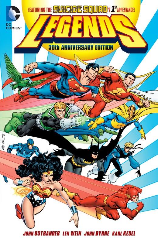 Legends: 30th Anniversay Edition (2016)