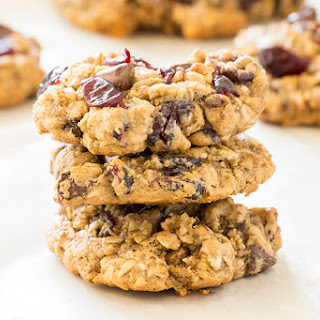 Healthy Oatmeal Cranberry Walnut Cookies Recipes.