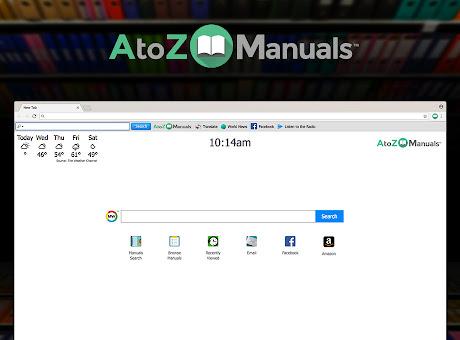 AtoZManuals for Chrome