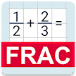 Fraction calculator Free APK