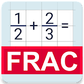 Calculatrice Fraction