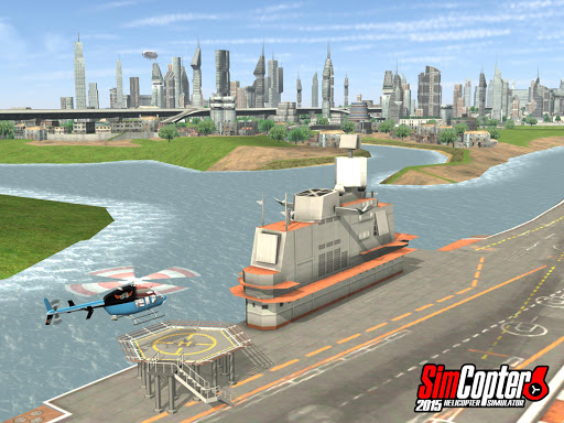 Helicopter Simulator SimCopter 2015 Free  screenshots 11