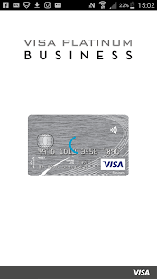 Visa Platinum Business- screenshot thumbnail
