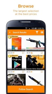 Gameflip: Buy & Sell- screenshot thumbnail
