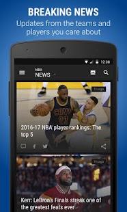 theScore: Sports Scores & News Screenshot 1