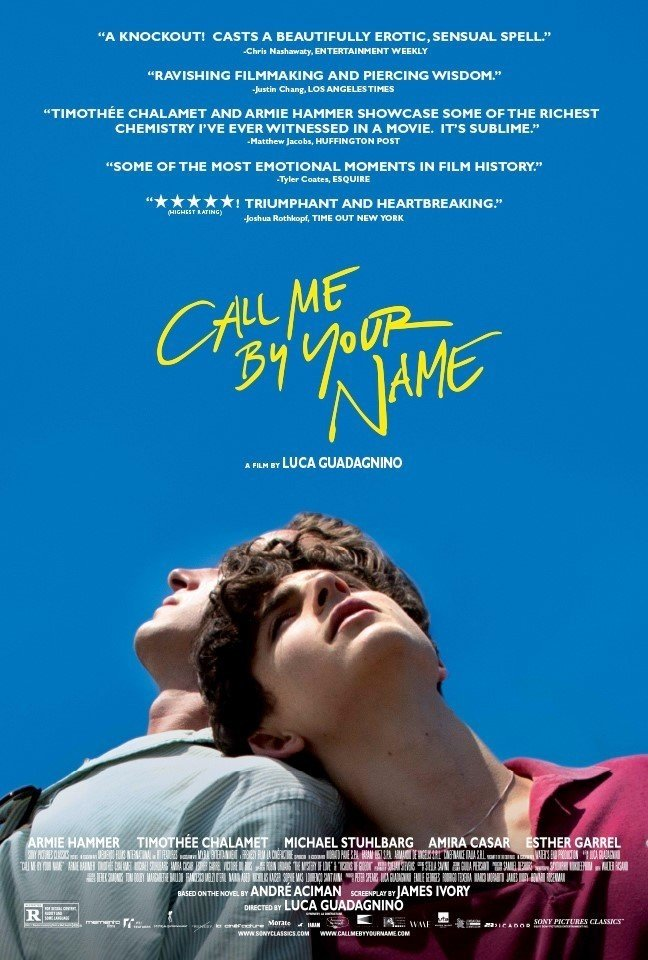 Call Me by Your Name official site