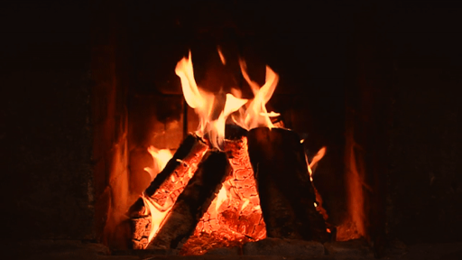 Relaxing Fireplaces - No ads App Report on Mobile Action